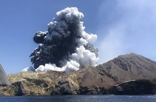 Rescuer describes horror of New Zealand's silent eruption