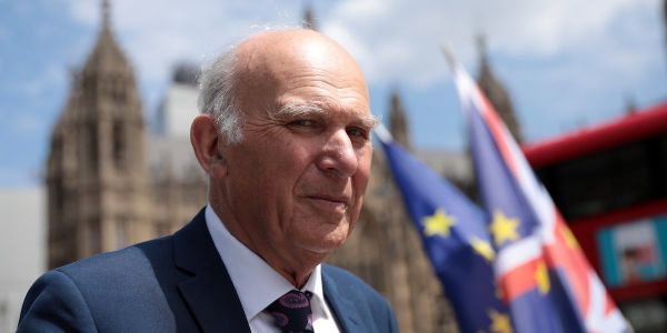 Sir Vince Cable on saving the Lib Dems, staying fit and, why he missed a crucial Brexit vote