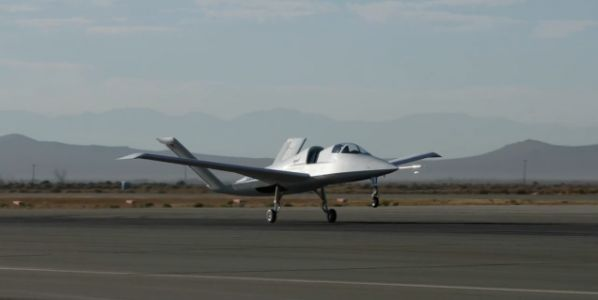 Could This Oddball Stealth Jet Replace the A-10 Warthog?