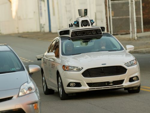 Many self-driving car accidents have been caused by humans