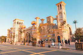 Global Village reopens with a new look and new attractions