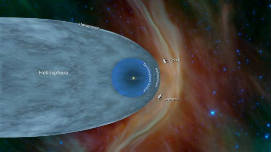 It's Official: Voyager 2 Has Entered Interstellar Space