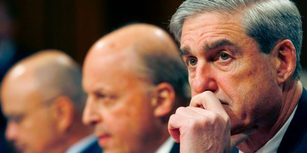 Mueller's office may have dropped a hint about the mystery grand-jury subpoena case that has Washington enthralled