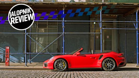 The 2018 Porsche 911 Turbo S Cabriolet Is the Best Way to Kill Hypercars and Get a Tan