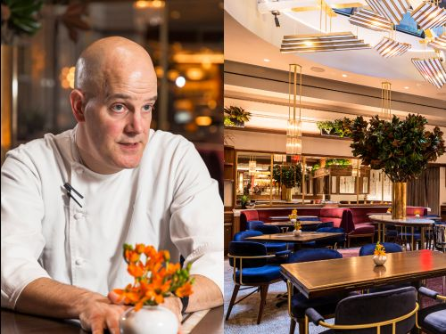 A Michelin-starred chef told us why people shouldn't feel intimidated by fine dining