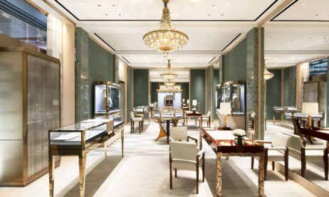Graff Opens Flagship Boutique in Hong Kong