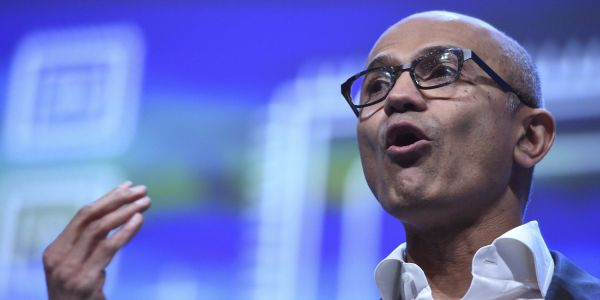 Read the memo Microsoft CEO Satya Nadella sent to employees about the company's work for ICE and Trump's 'zero-tolerance' policy