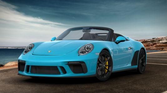 How Would You Configure Your Porsche 911 Speedster, if You Weren't Too Broke to Buy One?