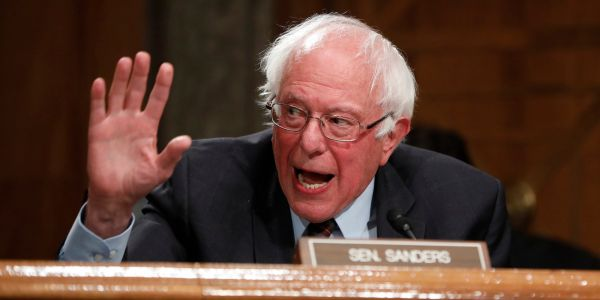 Amazon finally issues response to Bernie Sanders, blasting him for 'inaccurate and misleading' claims about how the retail giant treats workers