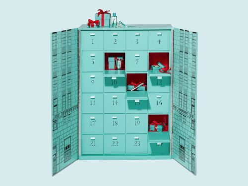 Tiffany & Co. is selling a $112,000 holiday advent calendar containing 24 pieces of jewelry, including a $15,000 bracelet