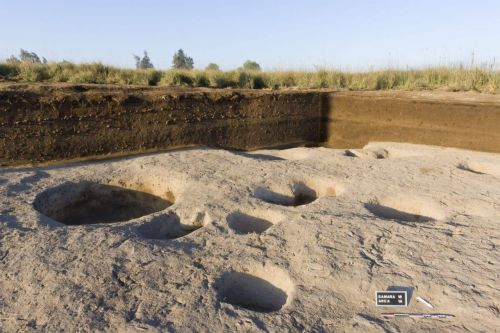Remains of an ancient Egyptian village discovered in the Nile Delta predate the pyramids by 2,500 years