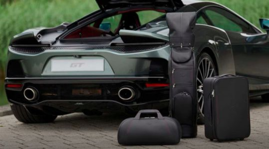 McLaren Reveals New Luggage Line for GT Model