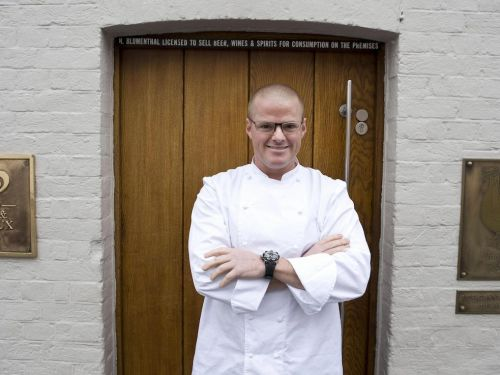 Michelin-starred chef Heston Blumenthal wants people to stop taking pictures of their food when they visit his restaurant