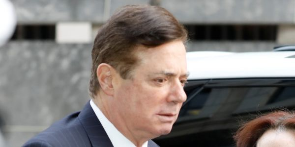 Paul Manafort found guilty of 8 counts of tax fraud, bank fraud, and failure to report foreign bank accounts