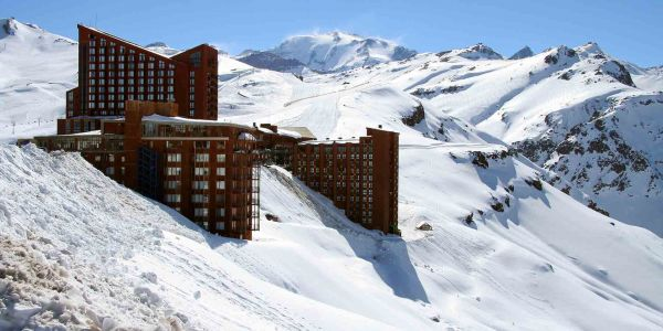 Reach 'Peak' Chile on an Andes Day Trip