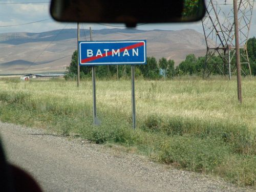 There's a province in Turkey called Batman - and a petition to move its borders into the shape of the superhero's logo now has 23,000 signatures