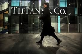 Tiffany reports decline in first-quarter sales amid rising tensions between the US and China