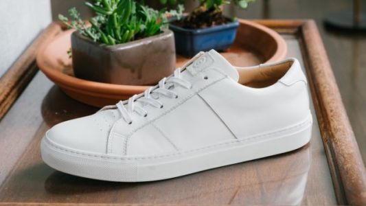 The Best White Sneakers At Every Price Point