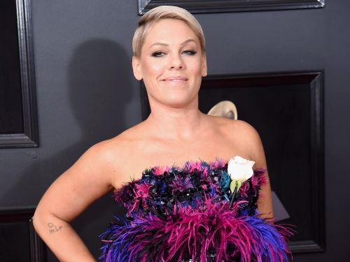 Pink invited a 12-year-old to sing at her concert - and she left the pop star stunned