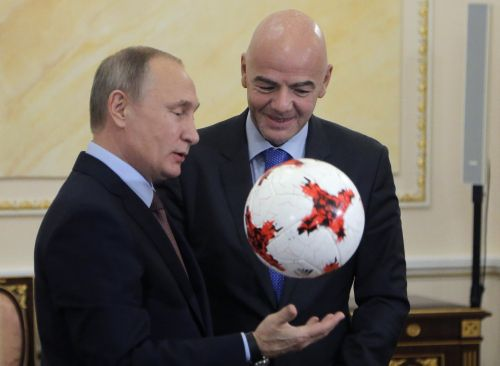 Putin says he dedicates 2 hours a day to sports - and he named these footballers as his favourites