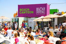 The Dubai Food Festival to be held in February