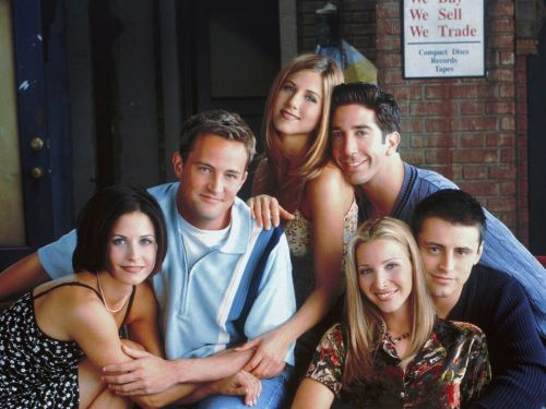 How much the cast of 'Friends' is estimated to be worth today