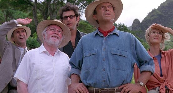 THEN & NOW: The cast of 'Jurassic Park' 25 years later