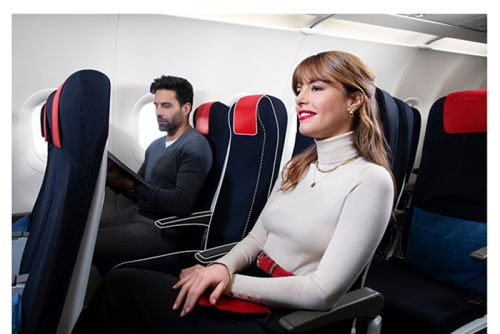 Air France Launches a Business Class Service on Its Domestic Network