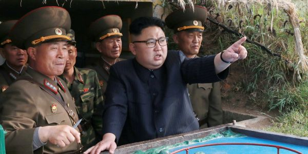 North Korea claims to have test fired new tactical guided weapon