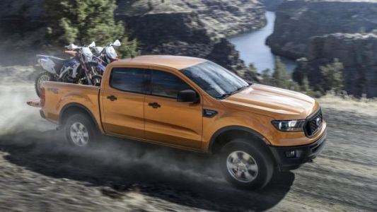 The 2019 Ford Ranger Claims To Beat The V6 Trucks On Torque With A Turbo Four