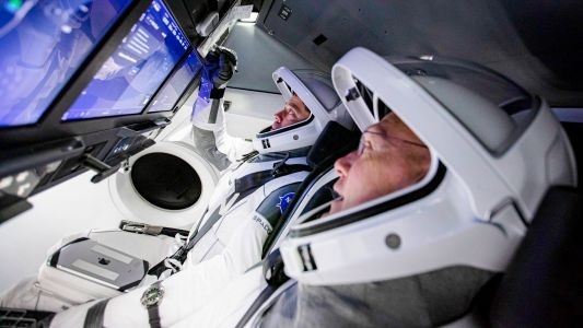SpaceX is about to launch its riskiest and most critical mission to date. See how the rocket company hopes its first flight with NASA astronauts plays out