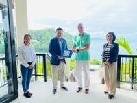 Thailand's luxury hotel Banyan Tree Samui awarded safety & hygiene certification