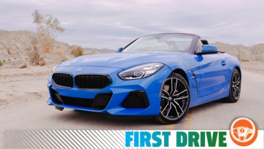 The 2020 BMW Z4 Is More Than Just a Side Note To the New Toyota Supra