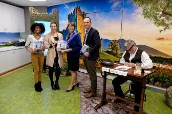 Tourism Ireland partners with United Airlines to highlight vacations in Ireland