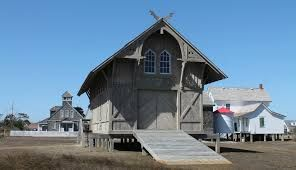 Tourism board to start repair work of the Chicamacomico Life-Saving Station on Hatteras Island