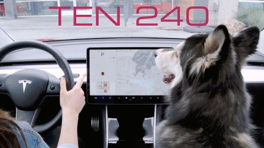 Tesla Dog Mode, Amazon invests in Rivian, Kia Soul Ev Rated - TEN Episode 240