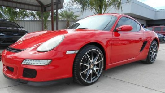 At $17,999, Will This 2007 Porsche Cayman Win it by a Nose?