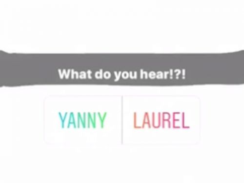 Nobody can agree if this robot says 'Yanny' or 'Laurel' and everyone is arguing about it