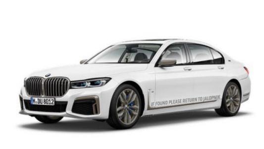 This Could Be the Refreshed BMW 7 Series Before You're Supposed To See It