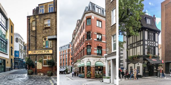 From West End to Mayfair, Take a Walking Tour Through Central London's Villages
