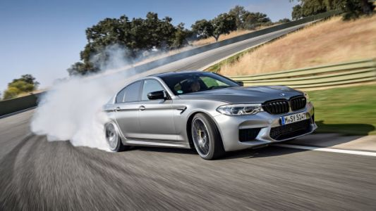 The BMW M5 Competition Has Almost as Much Horsepower as the McLaren F1