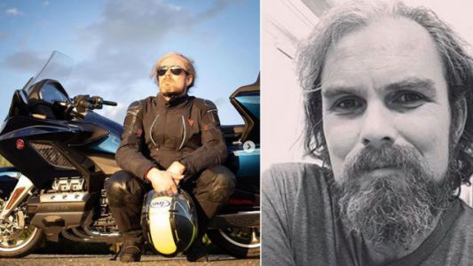 Davey G. Johnson, Veteran of Car and Driver and Jalopnik, Missing on Motorcycle Trip