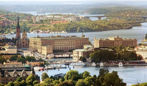 The Saturday City: Stockholm