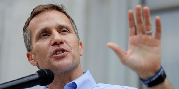 Prosecutors dismiss an invasion of privacy charge against Missouri governor Eric Greitens