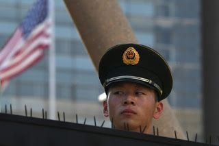 China says two U.S. citizens arrested in September have been released on bail