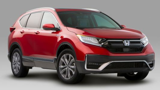 The 2020 Honda CR-V Hybrid Is The Shape Of Things To Come