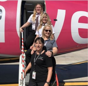 Silver Airways Pilot Becomes First Female Captain to Fly ATR-600 Series in U.S