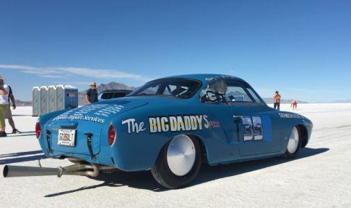 Here's Some of the Best and Weirdest Cars at Bonneville's World of Speed