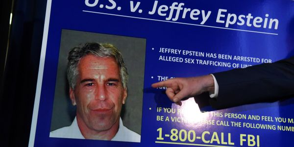 Jeffrey Epstein had a foreign passport that listed an address in Saudi Arabia to protect himself from 'hijackers or terrorists,' his lawyers claim in new court documents