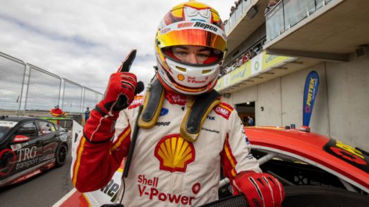 Scott McLaughlin Dominates His Way To A Third Consecutive Supercars Championship